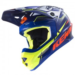 Casco Kenny MX / Enduro Track Marine Navy