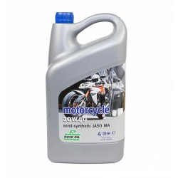 Aceite Rock Oil Semisintético Motorcycle 10W40 4T