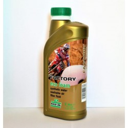 Aceite Filtro de Aire Liquido Rock Oil Factory Eco Foam