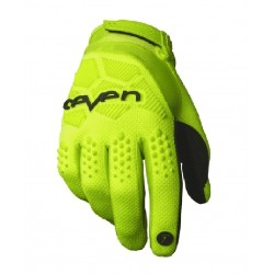 Guantes MX Seven Rival Neon Yellow