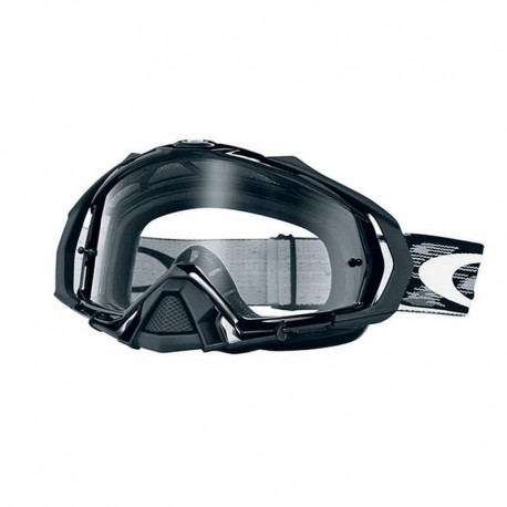 Antiparras Mayhem Mx Jet Black Oakley