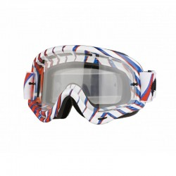 Antiparras O-frame Mx Razors Edge Patriotic Clear Oakley
