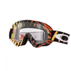 Antiparras O-frame Mx Razors Edge Red Yellow Oakley