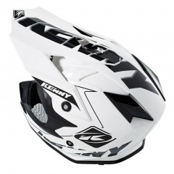 Vicera Casco Kenny Performance Blanco