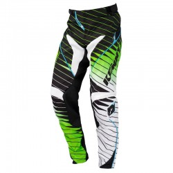 Pantalón MX Kenny Performance Negro / Verde