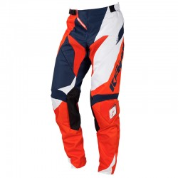 Pantalón MX Kenny Performance Naranjo Navy