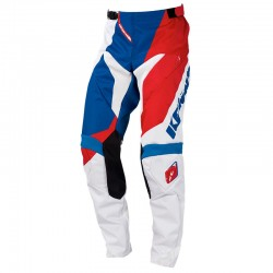 Pantalón MX Kenny Performance Azul / Blanco / Rojo