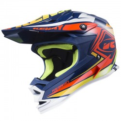 Casco Kenny MX / Enduro Performance Navy orange