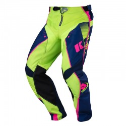 Pantalón MX Kenny Track Marine Lime Rose