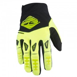 Guantes MX / Enduro Kenny Performance Neon Yellow