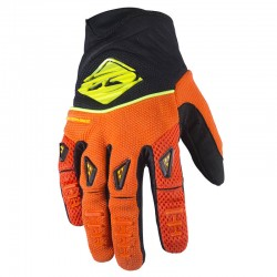 Guantes MX / Enduro Kenny Performance Neon Orange