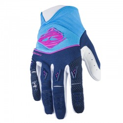 Guantes MX / Enduro Kenny Performance Navy Pink