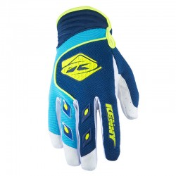Guantes Kenny Track Navy Sky